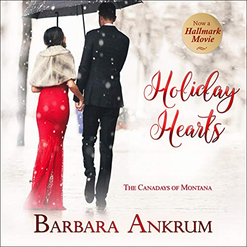 Holiday Hearts audiobook cover art
