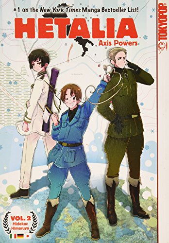 Hetalia Manga Volumes 1-3 (Hetalia) by Himaruya Hidekaz (2012-05-04)