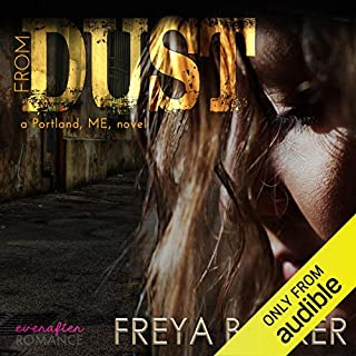 From Dust audiobook cover art