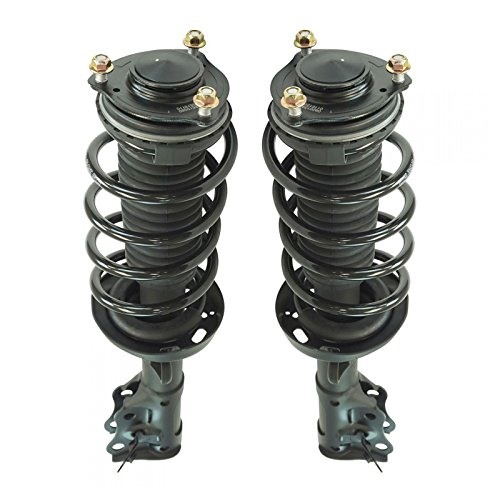 Loaded Quick Complete Strut Spring Mount Assembly LH RH Pair 2pc Front for 2012-2015 Honda Civic 4-Door Sedan