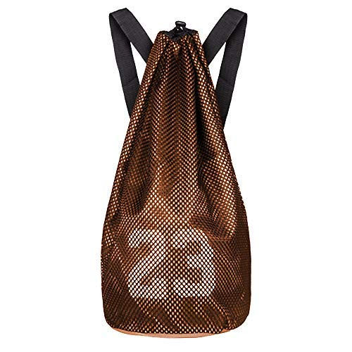 ALIXIN: 23. Mochila de baloncesto para gimnasio  deporte  con bolsillo grande con cremallera