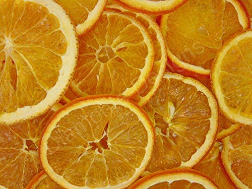 15 Getrocknete Orangen Scheiben Weihnachten und Kränze Deko 15 Scheiben