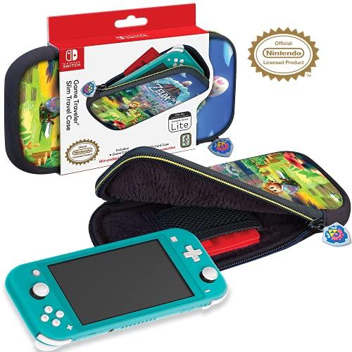 Bigben Custodia Zelda Link's Awaking Switch Lite - Ufficiale Nintendo