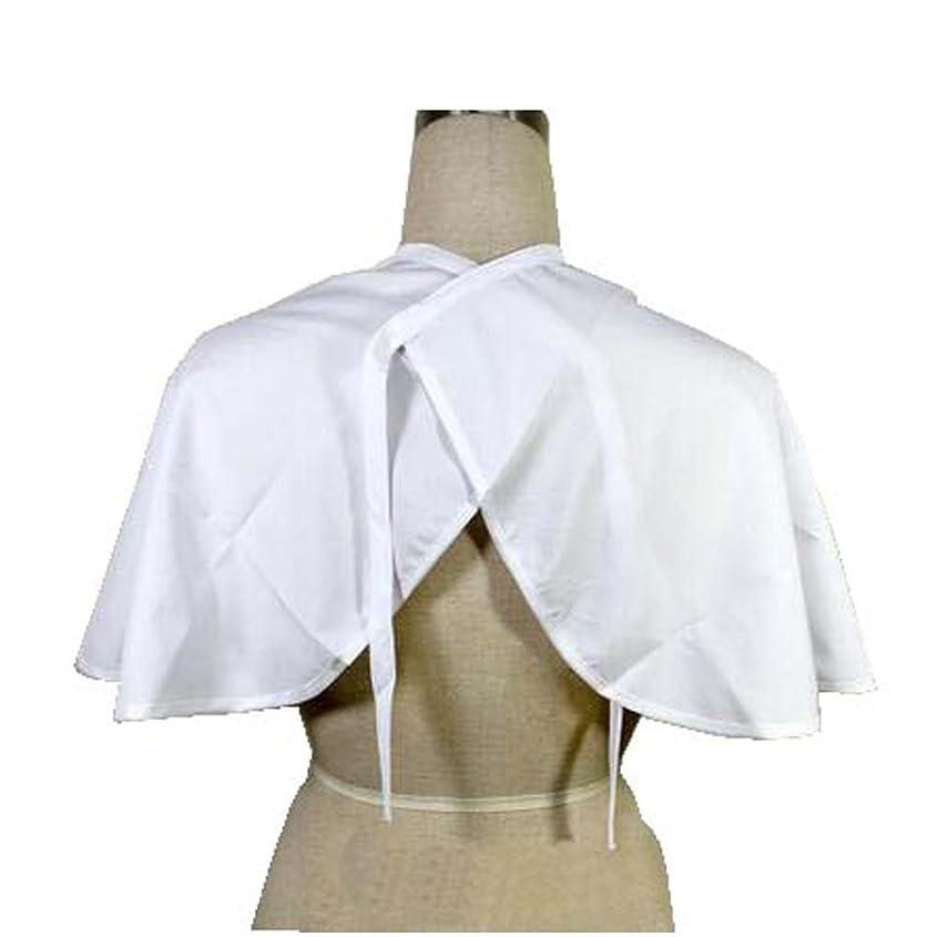 過激派じゃないラッカスクライアントのプロフェッショナルサロンクライアントドレスショート布、ヘアーサロンスモック