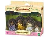 Sylvanian Families 4018 - Hedgehog Family Mini muñecas y Accesorios, Multicolor, 20.1 x 15.0 x...