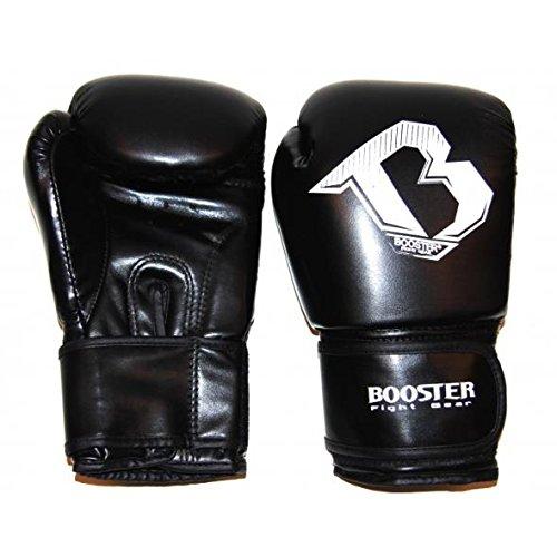 Booster Boxhandschuhe, BT Starter, schwarz, Boxing Gloves, MMA, Muay Thai Size 14 Oz