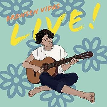 Bronsen Vidas Live, Vol. 1