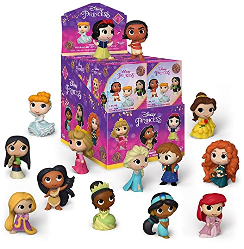 Funko Mystery Minis: Ultimate Princesses - One Mystery Figure
