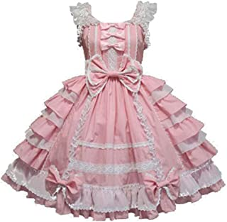 Cos store Gothic French Apron Maid Lolita Princess Dress Halloween Party Costumes for Womens