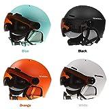 mildily Ski Snowboard Helmet, Snow Sports Helmet...