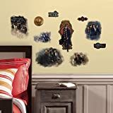 RoomMates Rmk3345scs Fantastique bêtes et où trouver les Peel & Stick Stickers muraux