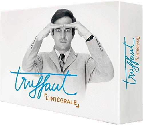 Coffret 21 DVD - Truffaut - L'intégrale
