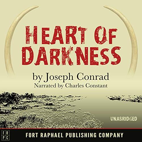 Couverture de Heart of Darkness (Unabridged)