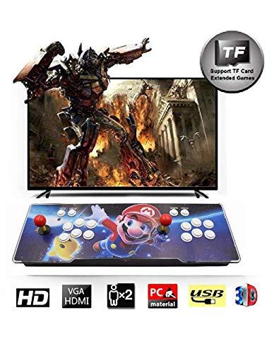 Theoutlettablet@ - Pandora Box 9h con 3288 Juegos Retro Consola Maquina Arcade Video Gamepad VGA/HDMI/USB Ehternet
