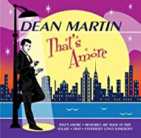 Thats Amore by DEAN MARTIN (2010-03-30)