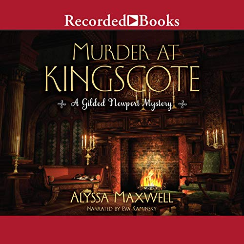Murder at Kingscote  By  cover art