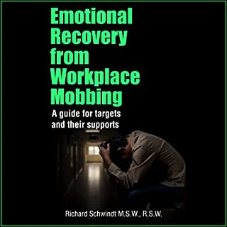 Emotional Recovery from Workplace Mobbing audiobook cover art
