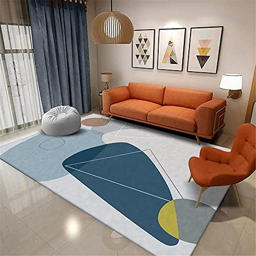 La alfombras alfonbras de Salon Alfombra Antideslizante de la Sala de Estar...