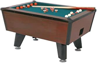 Valley Tiger Cat Bumper Pool Table with Ball Return