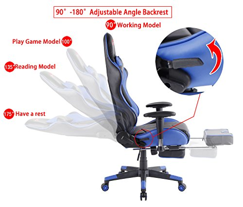 Top Gamer Ergonomic Gaming Chair