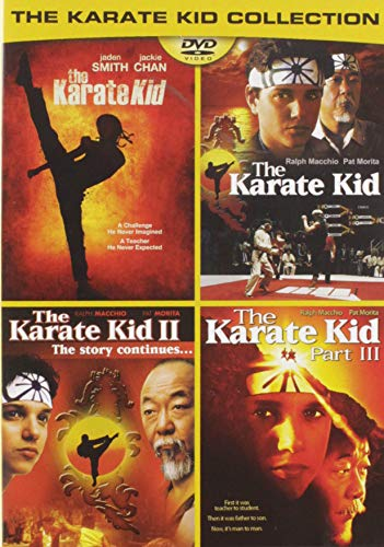 The Karate Kid Collection (The Karate Kid / The Karate Kid 2 / The Karate Kid 3) [DVD] [Italia]