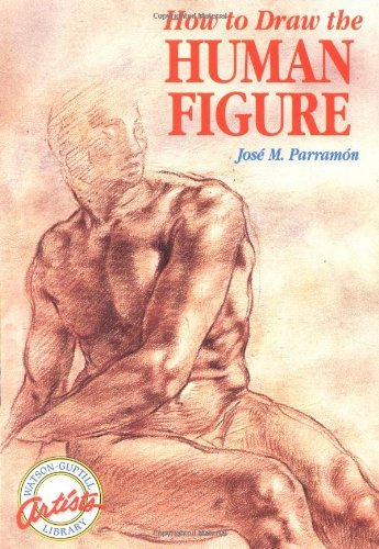 How to Draw the Human Figure (Artists Library) by J.M. Parramon (1990-05-01)