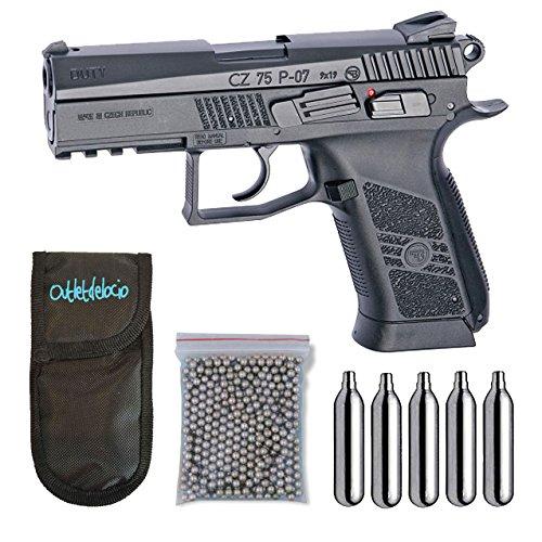 Outletdelocio. Pistola perdigon ASG16726 CZ 75 P-07 Duty +