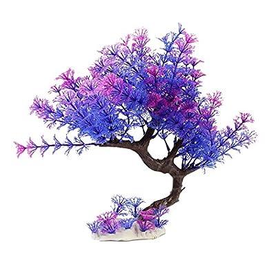 Legendog Aquarium Pflanze Aquarium Dekoration Pflanze Aquarium Dekoration Wasserpflanze
