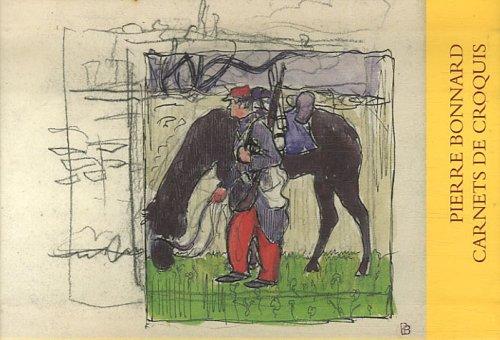 Pierre Bonnard carnets de dessins (Coffret 3 vol.)