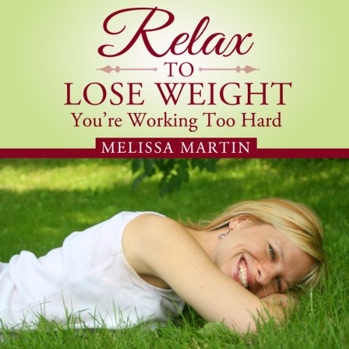 Relax to Lose Weight audiobook cover art