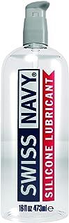 Swiss Navy Premium Silicone Lubricant, 16 oz, MD Science Lab