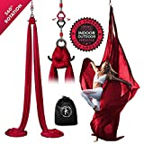 Professional 11 Yards Aerial Silks Equipment for All Levels...