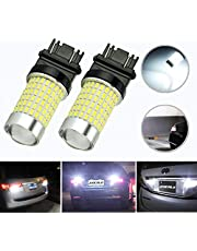 HOCOLO LED Headlight Bulbs All-in-One Conversion Kit - H8 H11 H9 - 8,000 Lm 6500K Xenon White Brilliant Bright Lighting Chips Headlamp Low Beam/Fog Light - (H8/H11/H9)