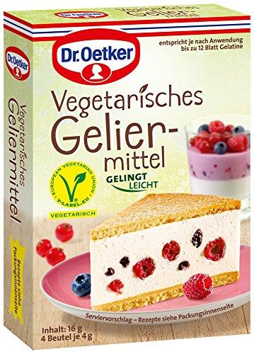 Dr. Oetker Vegetarisches Geliermittel, 16g
