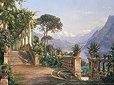 The Poster Corp Carl Frederic Aagard – Lodge on Lake Como