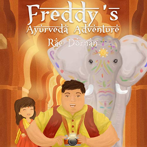 Freddie's Ayurveda Adventure audiobook cover art