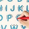 Drawing Board, Writing Board, Letter Tracing Board Alphabet…