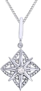 northern star pendant