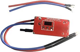 Funien Mini máquina de solda por pontos com transistor portátil, solda manual automática ajustável