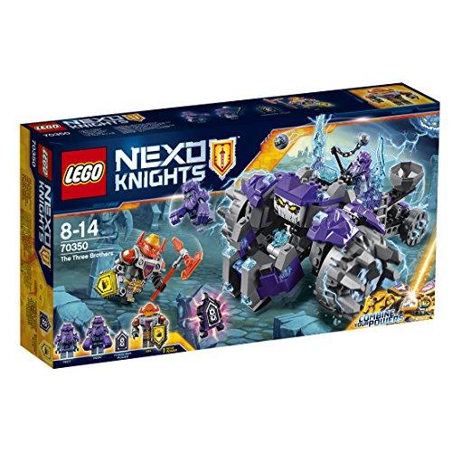 LEGO 70350 - Set Costruzioni Tre Fratelli