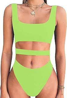 Women's Tank Top Cut Out Sleeveless Bodice Bodysuit Party Clubwear