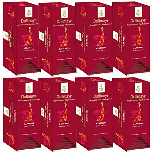 Dallmayr Rooibusch Karamell 8 x 25 x 2,5g Kuvertiert