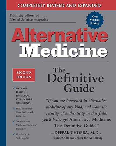Compare Textbook Prices for Alternative Medicine: The Definitive Guide 2nd Updated Edition ISBN 9781587611414 by John W. Anderson,Larry Trivieri,Burton Goldberg