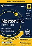 Norton 360 Premium 2021 | 10 Geräte | 1-Jahres-Abonnement mit Automatischer Verlängerung | Secure...