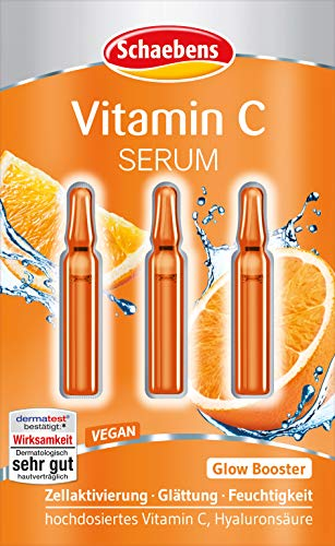Schaebens Vitamin C Serum, 3 ml