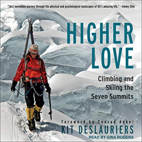 Higher Love cover art