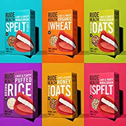 Made from 100 percent organic puffed wheat Light and toasty and puffed to perfection Delicious healthy breakfast cereal Great in the morning or at any time of the day