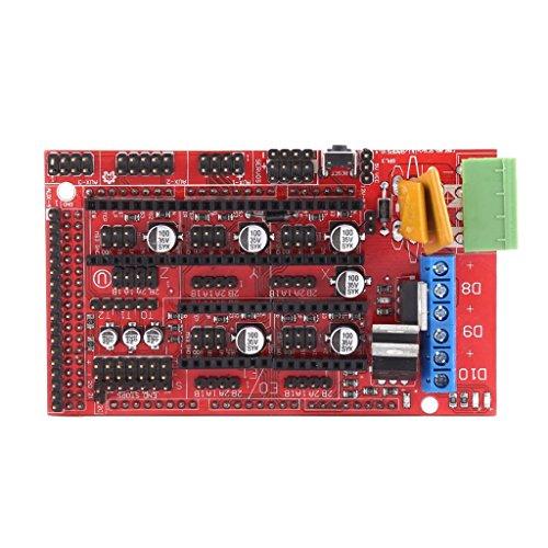 PETSOLA Ramps 1.4 SCHEDA CONTROLLER STAMPANTE 3D SCHEDA CIRCUITO PCB
