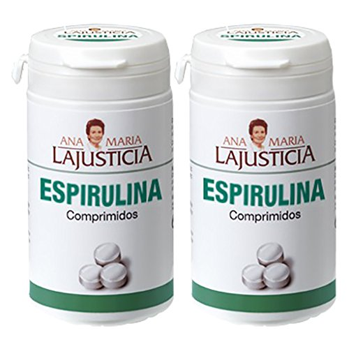 ESPIRULINA 2 x 160 Comp. Ana María Lajusticia