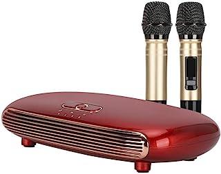 WZHZJ Smart Karaoke Player Wireless Karaoke Box Mixer System Mini Family Home Karaoke Handheld Singing Machine Microphone ...